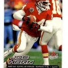 Joe Horn Tradng Card Single 2000 Fleer Ultra #9 Saints