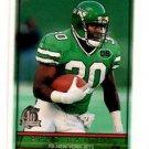 Brad Baxter Trading Card Single 1996 Topps #88 Jets