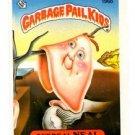 Surreal Neal Sticker Trading Card 1986 Topps Garbage Pail Kids #196B