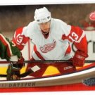 Pavel Datsyuk Traidng Card Single 2006-07 Upper Deck Power Play #38 Red Wings