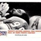 Doug Smith Trading Card Single 1990 Pro Set #796 PHOTO