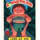 Luke At Me Sticker Trading Card Single 1987 Topps Garbage Pail Kids #394b NM/MT