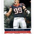 JJ Watt Trading Card Single 2013 Score #86 Texans