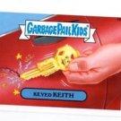 Keyed Keith Exclusive Sticker 2013 Topps Garbage Pail Kids MIni #198a