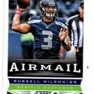 Russell Wilson Airmail Trading Card Single 2013 Score #249 Seahawks