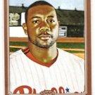 Ryan Howard Bronze Parallel 2010 Topps 206 #157 Phillies