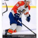 Connor Brickley Young Guns RC Trading Card 2015-16 Upper Deck Series 1 #249 QTY
