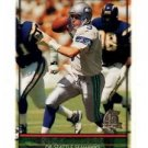 Rick Mirer Trading Card Single 1996 Topps #219 Seahawks