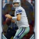 Tony Romo Trading Card Single 2014 Bowman Chrome #36 Cowboys
