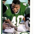 James Hasty Trading Card 1991 Upper Deck #190 Jets