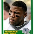 Terrance Williams RC Trading Card Single 2013 Score #429 Cowboys