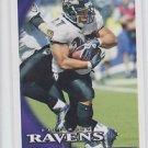 Ray Rice Trading Card Single 2010 Topps #230 Ravens