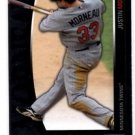 Justin Morneau Trading Card 2009 Topps Unique #16 Twins
