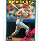 Paul O'Neill Trading Card 1988 Topps #204 Reds
