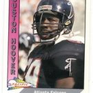 Huston Hoover Trading Card 1991 Pacific #15 Falcons UER