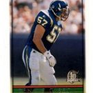 Dennis Gibson Trading Card Single 1996 Topps #312 Chargers
