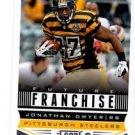 Jonathan Dwyer Future Franchise Trading Card Single 2013 Score #323 Steelers