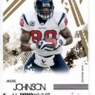 Andre Johnson Trading Card Single 2009 Rookies & Stas Longevity #35 Texans