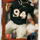 Moe Gardner RC Trading Card Single 1992 Action Packed Update #50 Falcons