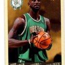 Kevin Garnett Trading Card Single 2009 Goodwin Champions #111 Celtics