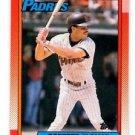 Roberto Alomar Trading Card 1990 Topps #517 Padres