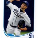 Anthony Bass Trading Card Single 2013 Topps #145 Padres