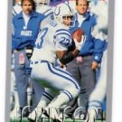 Anthony Johnson Tradng Card Single 1993 Fleer #180 Colts