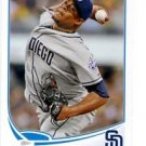 Edinson Volquez Trading Card Single 2013 Topps #137 Padres