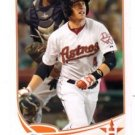 Jed Lowrie Trading Card Single 2013 Topps #104 Astros
