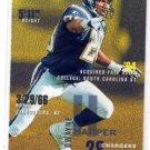 Dwayne Harper Tradng Card Single 1995 Fleer #330 Chargers