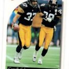 Carnell Lake Tradng Card Single 1996 Score #49 Steelers