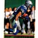 Corey Harris Tradng Card Single 1995 Topps #314 Seahawks