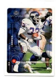 Gary Brown Trading Card 1999 Upper Deck MVP #122 Giants