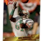 Mike Williams RC Trading Card Single 1993 Wild Card #89 Dolphins