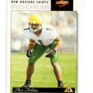 Alex Molden RC Tradng Card Single 1998 Score #234 Saints