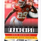 Eric Berry Future Franchise Trading Card Single 2013 Score #314 Chiefs