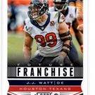 J.J. Watt Future Franchise Trading Card Single 2013 Score #311 Texans