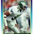 Al Harris Tradng Card Single 1990 Score #547 Eagles