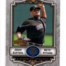 Johan Santana Trading Card Single 2009 Upper Deck A Piece of History #59 Mets
