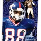 Ike Hillard Trading Card Single 1999 Aurora #97 Giants
