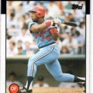 Kirby Puckett Trading Card Single 1986 Topps #329 Twins NMMT