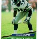 Dwayne Harper Tradng Card Single 1992 Fleer Ultra #375 Seahawks