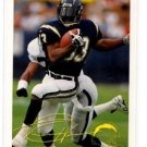 Ronnie Harmon Tradng Card Single 1995 Fleer Shell #56 Chargers