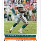 Cameron Wake Trading Card Single 2013 Score #113 Dolphins