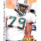 Larry Webster RC Tradng Card Single 1992 Upper Deck #425 Dolphins RF
