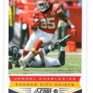 Jamaal Charles Trading Card Single 2013 Score #103 Chiefs
