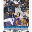 Calvin Johnson Trading Card Single 2013 Score #69 Lions