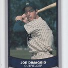 Joe DiMaggio Trading Card Single 1988 Pacific Legends #100 Yankees