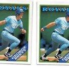 George Brett Trading Card Single 1988 Topps #700 Royals