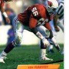 Ken Harvey Trading Card Single 1992 Fleer Ultra #319 Cardinals